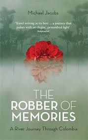 The Robber of Memories paperback jacket 2